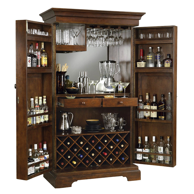Wine Furniture Home Wine Bar Cabinets Le Cache
