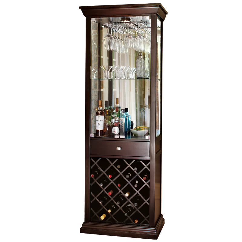 Chalk Hill Wine Furniture Chocolate 2328 Iwa Accessories