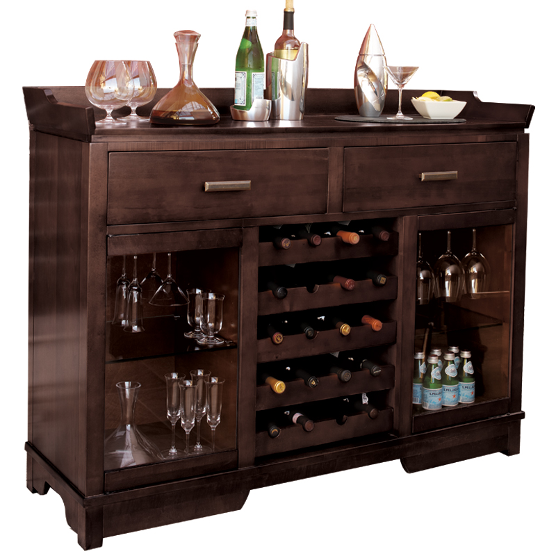 Kenwood Wine Furniture Chocolate 2329