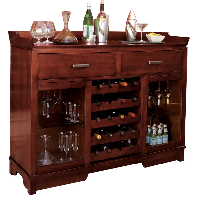 Kenwood Wine Furniture Dark Cherry 2332 Iwa Accessories