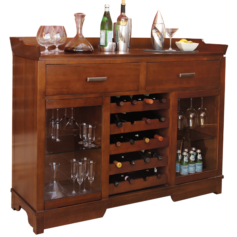 Wine furniture home wine bar cabinets le cache Home wine bar furniture