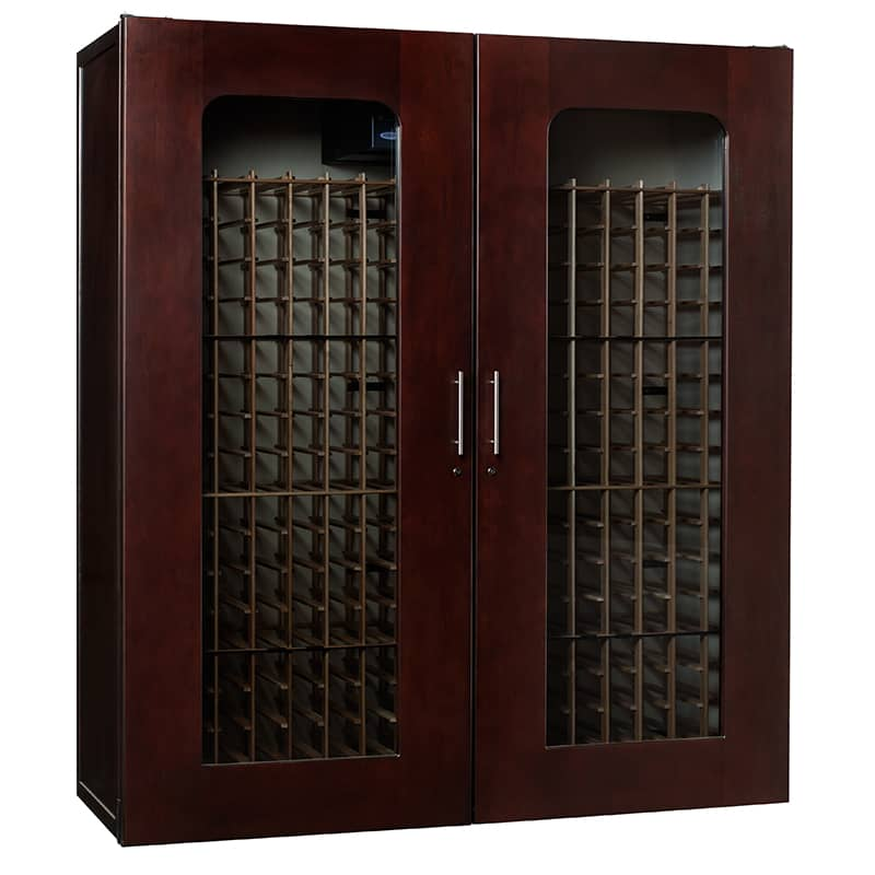 le cache contemporary 5200 wine cabinet classic cherry 740 iwa wine rh lecachewinecabinets com le cache wine cabinets on consignment le cache wine cabinets on consignment