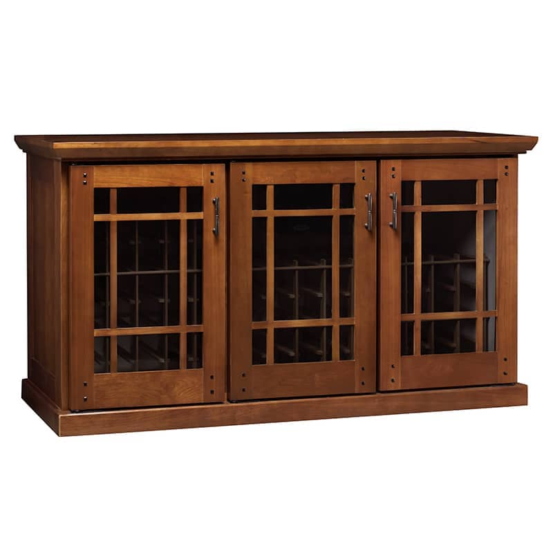 Mission Series Wine Cabinets | Le Cache