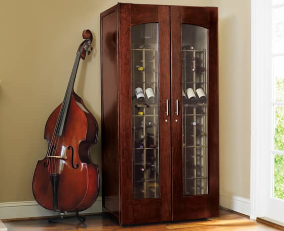 Contemporary Wine Cabinet
