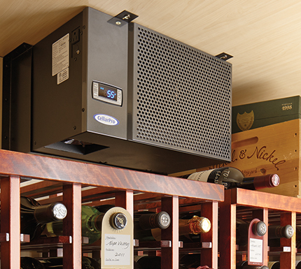 Advantages of CellarPro Cooling Units